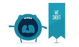 We shout about your business