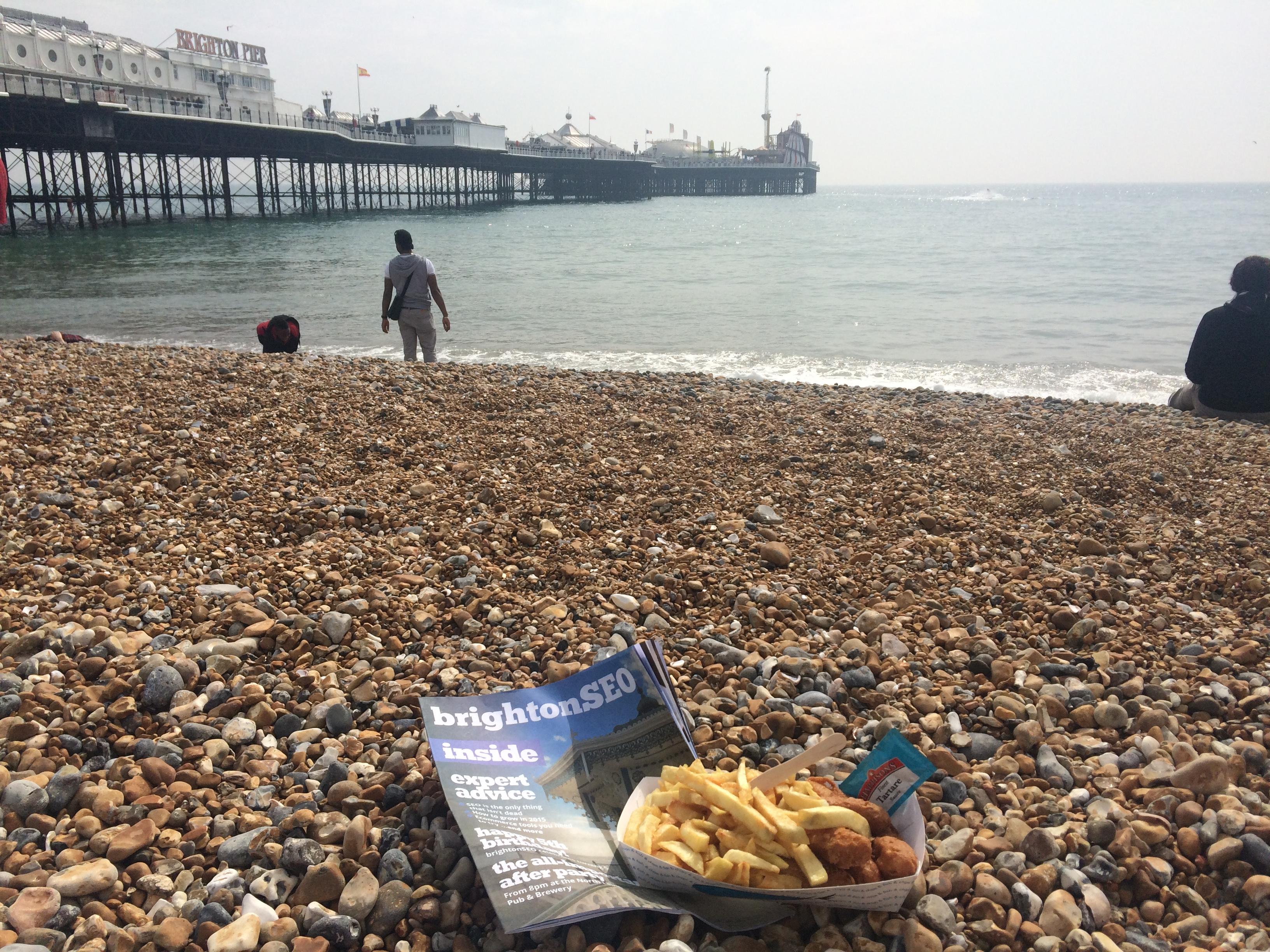 Brighton Beach - Brighton SEO